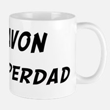Javon is Superdad Small Small Mug