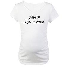 Javon is Superdad Shirt