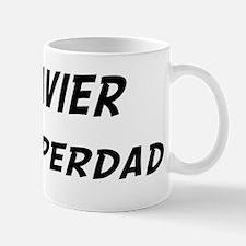 Javier is Superdad Mug
