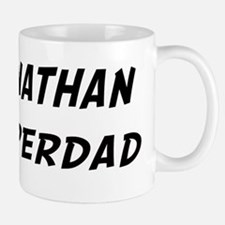 Johnathan is Superdad Mug