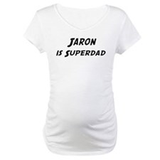 Jaron is Superdad Shirt