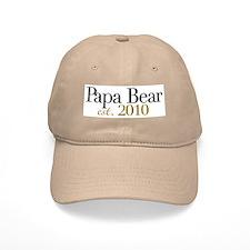 New Papa Bear 2010 Baseball Cap