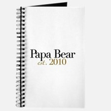 New Papa Bear 2010 Journal