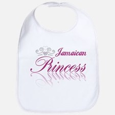 Jamaican Princess Bib