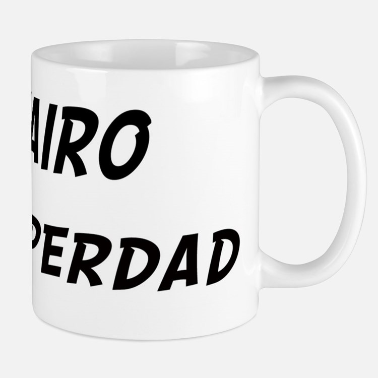 Jairo is Superdad Mug