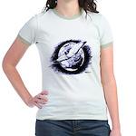 Earth Homer Pigeon Jr. Ringer T-Shirt