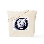 Earth Homer Pigeon Tote Bag