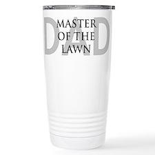 Dad Master of the Lawn Travel Mug