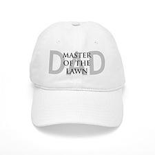 Dad Master of the Lawn Baseball Cap