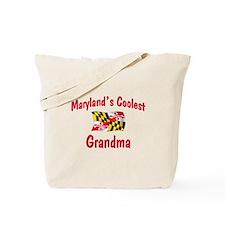 Coolest Maryland Grandma Tote Bag