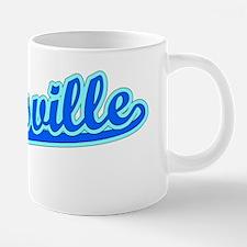 Cute Zanesville 20 oz Ceramic Mega Mug