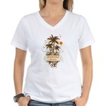 Ipanema Brazil Women's V-Neck T-Shirt