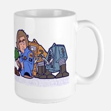 Silent Running Coffee Mug