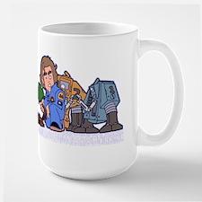 Silent Running Large Mug