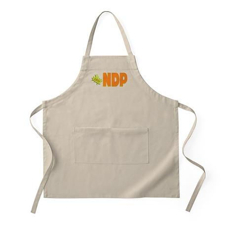 NDP 2015 Apron