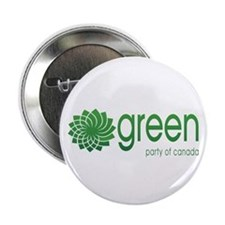 "Green Party of Canada 2.25"" Button"
