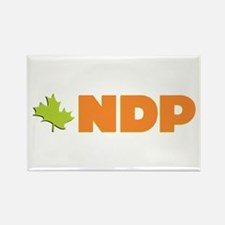 NDP Rectangle Magnet