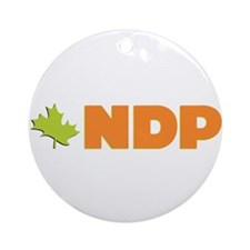 NDP Ornament (Round)