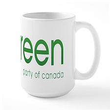 Green Party of Canada Mug
