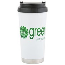 Green Party 2015 Travel Mug