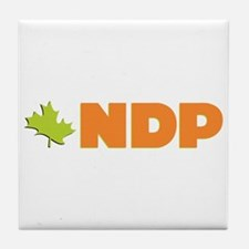 NDP Tile Coaster