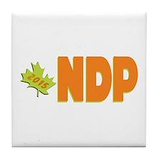 NDP 2015 Tile Coaster