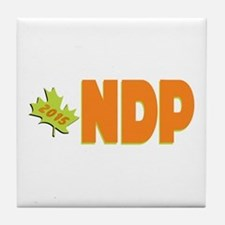NDP 2015 Tile Coaster