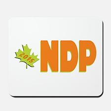 NDP 2015 Mousepad