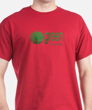 Green Party of Canada T-Shirt