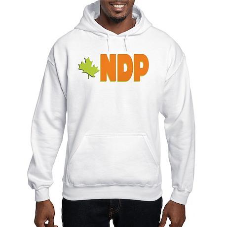 NDP Hooded Sweatshirt
