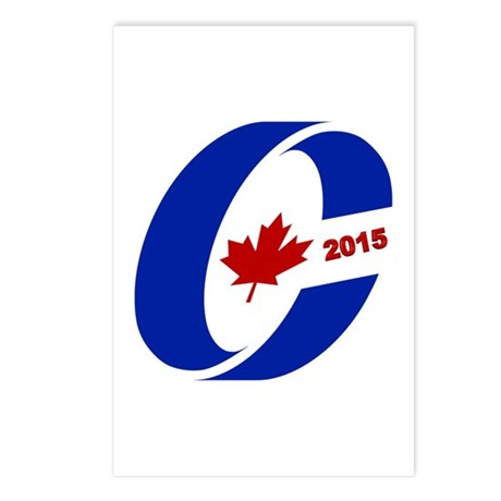 Conservative Party 2015 Postcards (Package of 8)