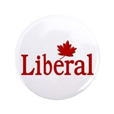 "Liberal Party of Canada 3.5"" Button"