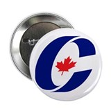 Conservative party of canada Buttons