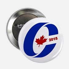 "Conservative Party 2015 2.25"" Button"