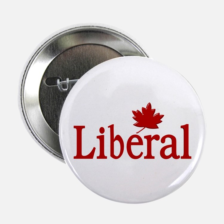 Liberal Party Of Canada 2.25&Quot; Button