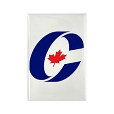 Conservative Party Rectangle Magnet