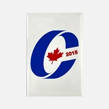 Conservative Party 2015 Rectangle Magnet