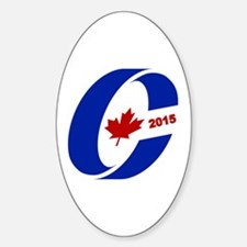 Conservative Party 2015 Decal