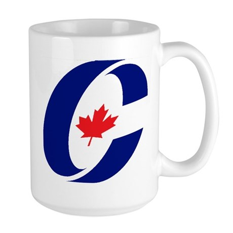 Conservative Party Large Mug