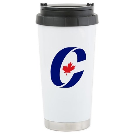 Conservative Party Stainless Steel Travel Mug