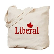 Liberal Party of Canada Tote Bag