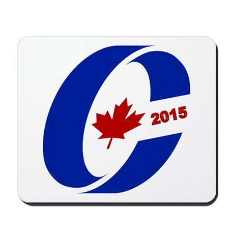 Conservative Party 2015 Mousepad