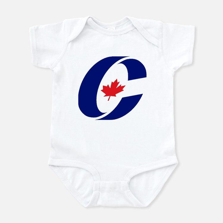 Conservative Party Infant Bodysuit