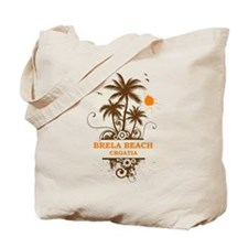 Brela Beach Croatia Tote Bag