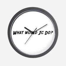 What would Jc do? Wall Clock