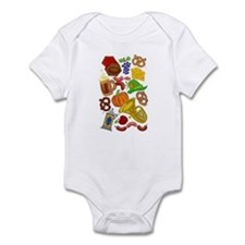 OKtoberfest Best Infant Bodysuit