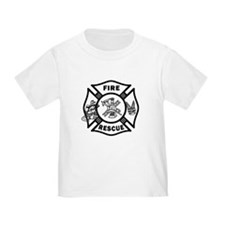 Fire Rescue Toddler T-Shirt