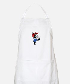 Rosie the Riveter BBQ Apron