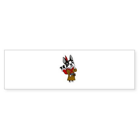 Sacagawea Bumper Sticker