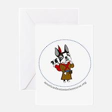 Sacagawea Greeting Card